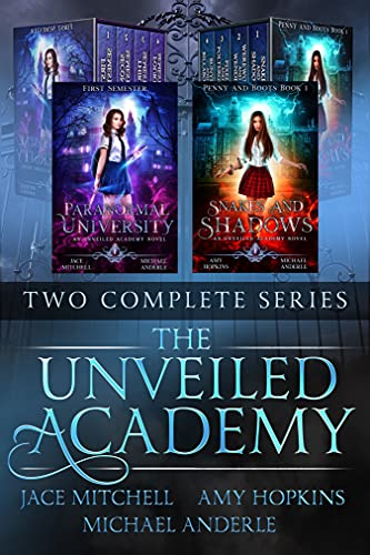The Unveiled Academy: Two Complete Series