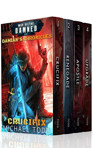 Damian's Chronicles Complete Series Boxed Set
