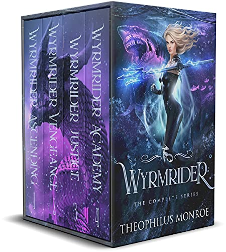 Wyrmrider: Books 1-4
